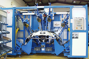 Turn-key plastic special machinery